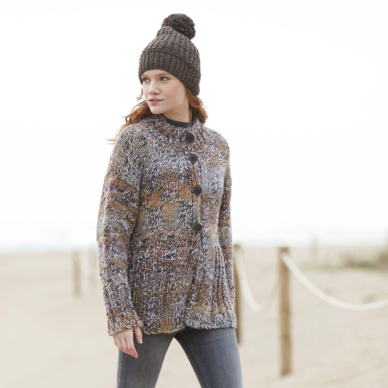 Jas Dames Herfst Winter modellen & patronen | Katia