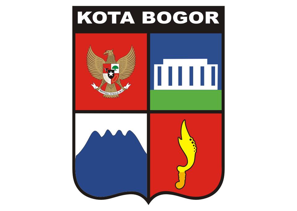 Logo Kota Bogor Vector Free Logo Vector Download Kota Bogor Desain Gambar