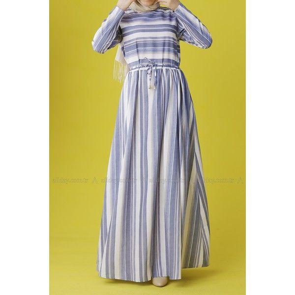 Turkish style maxi dress
