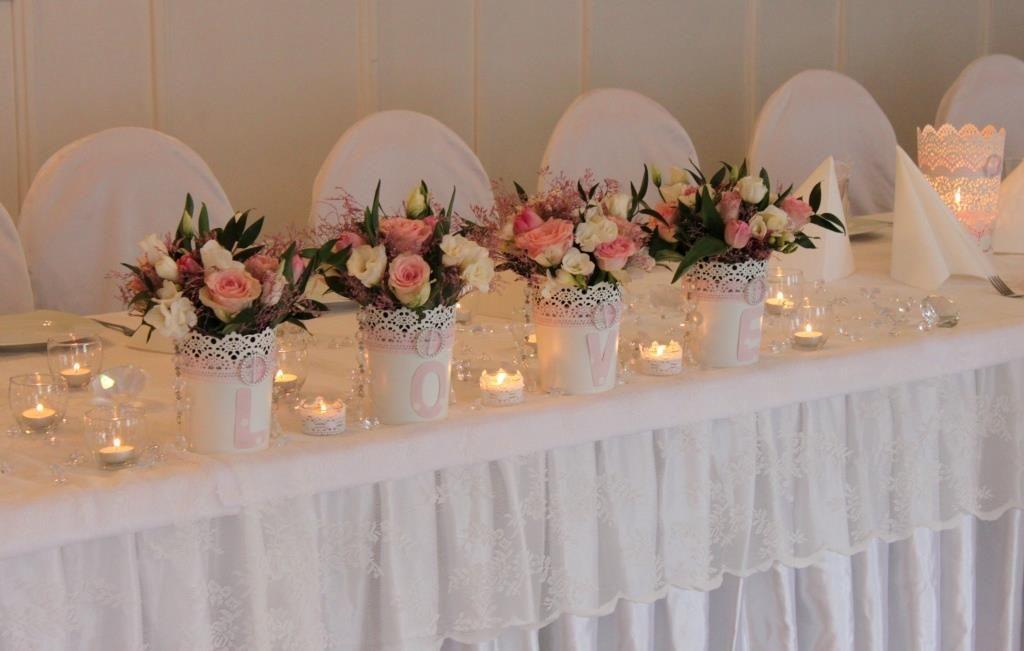 Http Www Kuferdekoracji Pl Img 265060 Products Large Kompozycja Kwiatowa 4 Oslonki Roze Frezje Eustoma Tulipany Ozd Wedding Decorations Wedding Dream Wedding