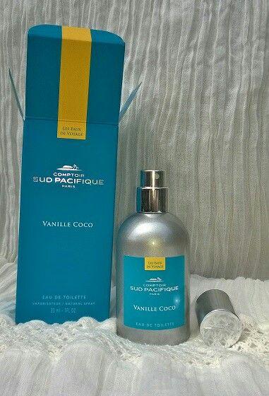 Sud Pacifique  Vanille Coco