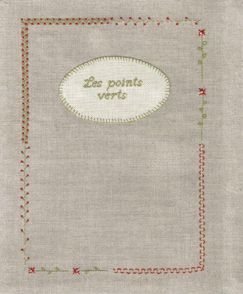 SAL cahier de broderie, pages 11 et 12