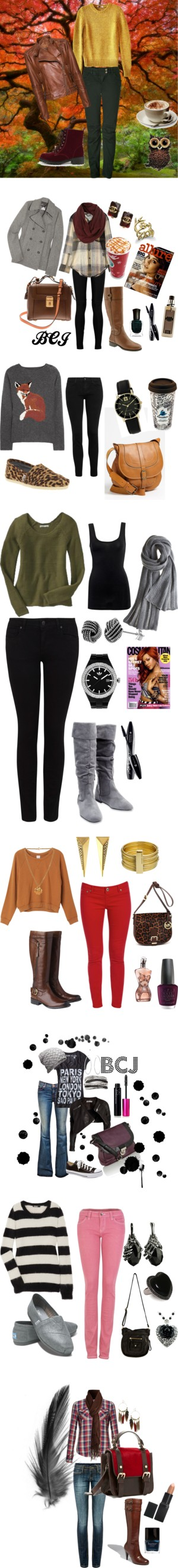 """""""California cold"""" by b-corinne-jackson on Polyvore"""