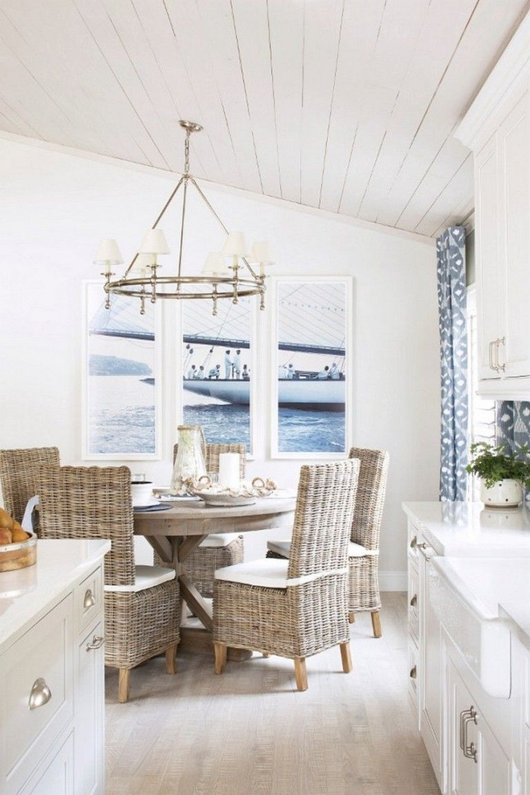 Elegant Home That Abounds With Beach House Decor Ideas: Beach House Interior Design, House Interior Decor