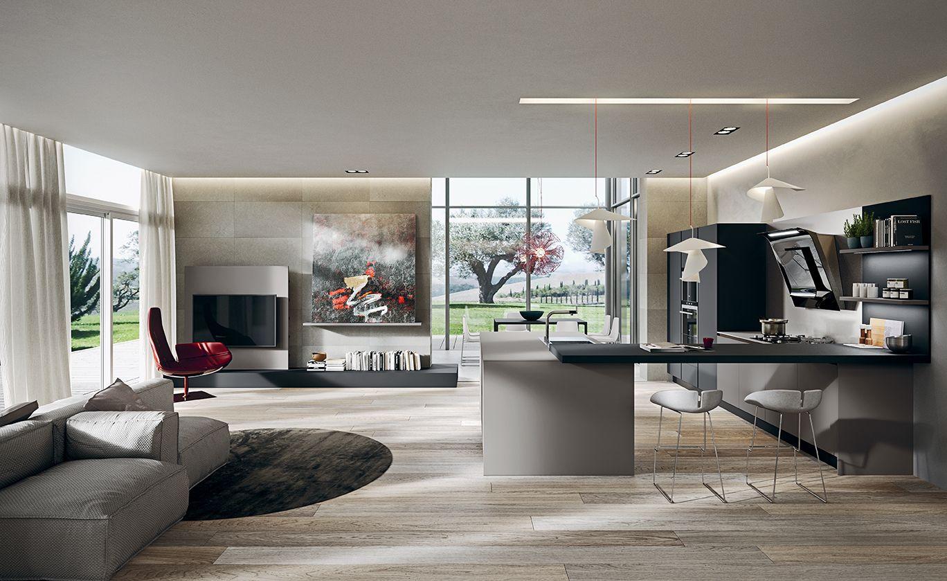 30 Contemporary White Kitchens Ideas   Contemporary ...