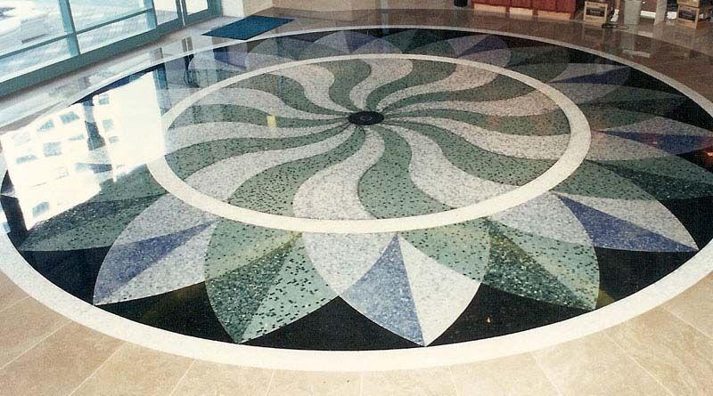 Terrazzo Flooring Terrazzo Flooring Terrazzo Floor Murals