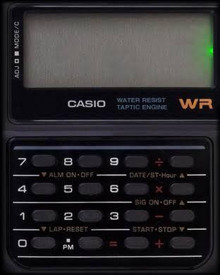 Apple Watch Face Casio classic . casio Imagens iphone