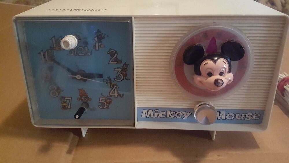 Check Ebay Deal Of Today Vintage Mickey Antique Radio Vintage Mickey Mouse
