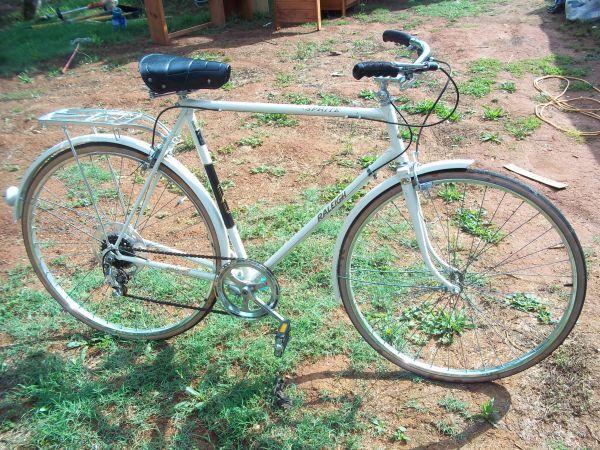 midlate 70's Raleigh Sprite Cycling bikes, Raleigh, Bike