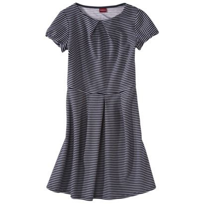 Merona® Women's Cap Sleeve Shift Dress - Assorted Colors  small sunglow green or striped