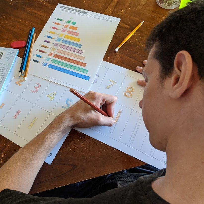 Math U See Aim Review Math U See Homeschool Math Homeschool Reviews