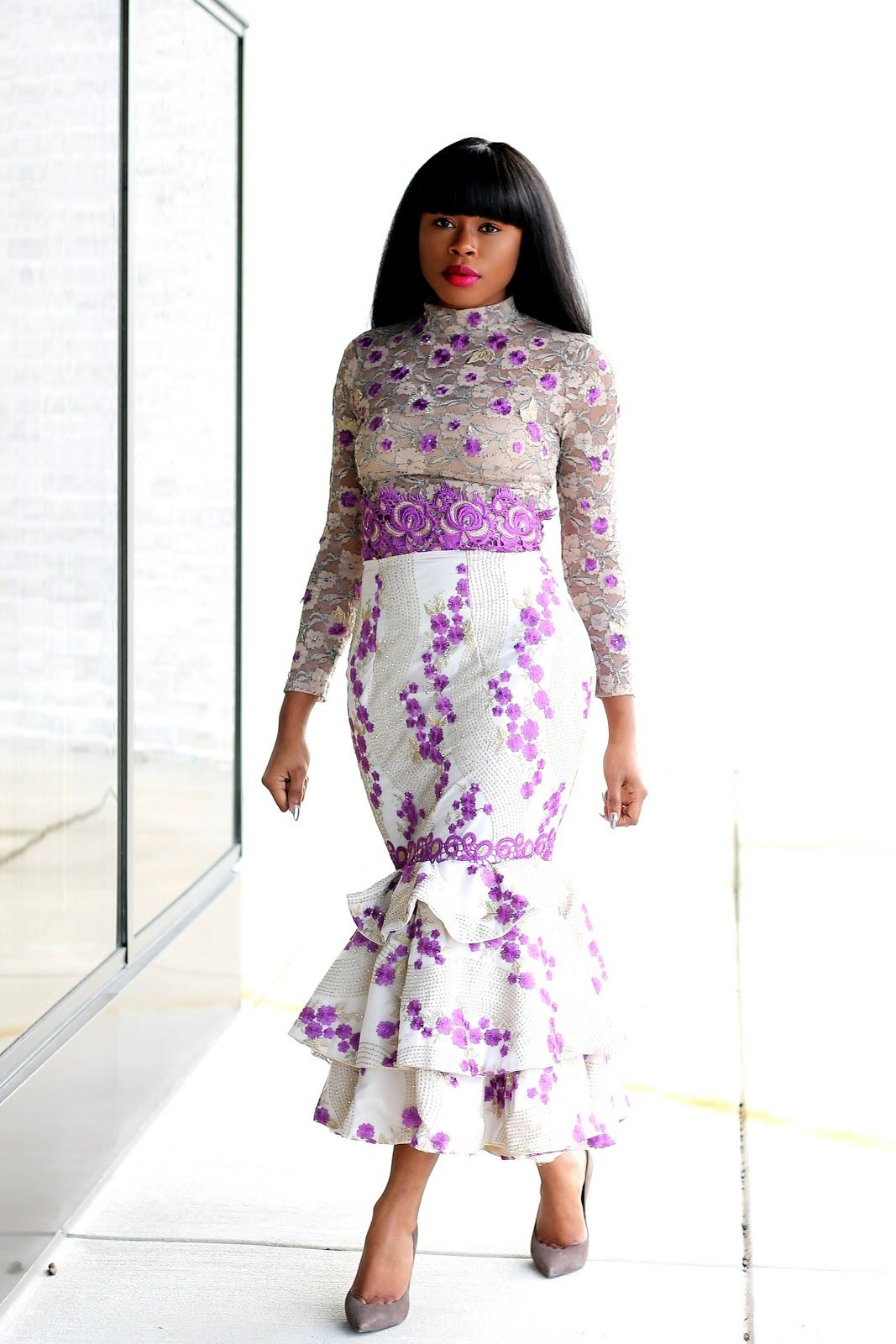 Nigerian Wedding Guest | TOMGFASHION