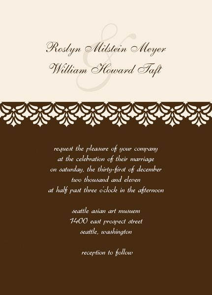 Bridal Shower Invitation Invitations, Designs \ Such Pinterest   Funeral  Invitation Template  Funeral Announcements Template