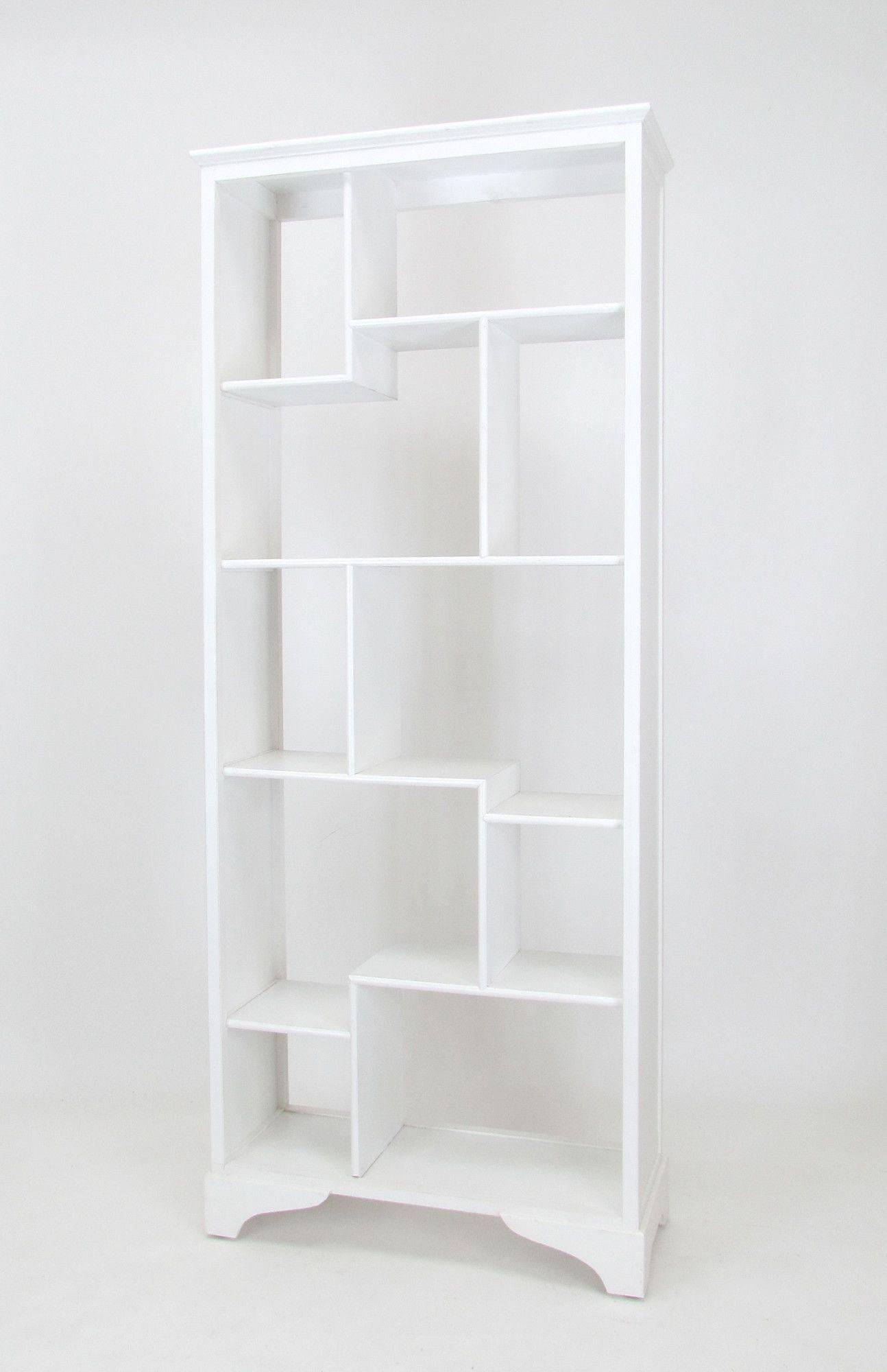 Vertical Cube Unit Bookcase