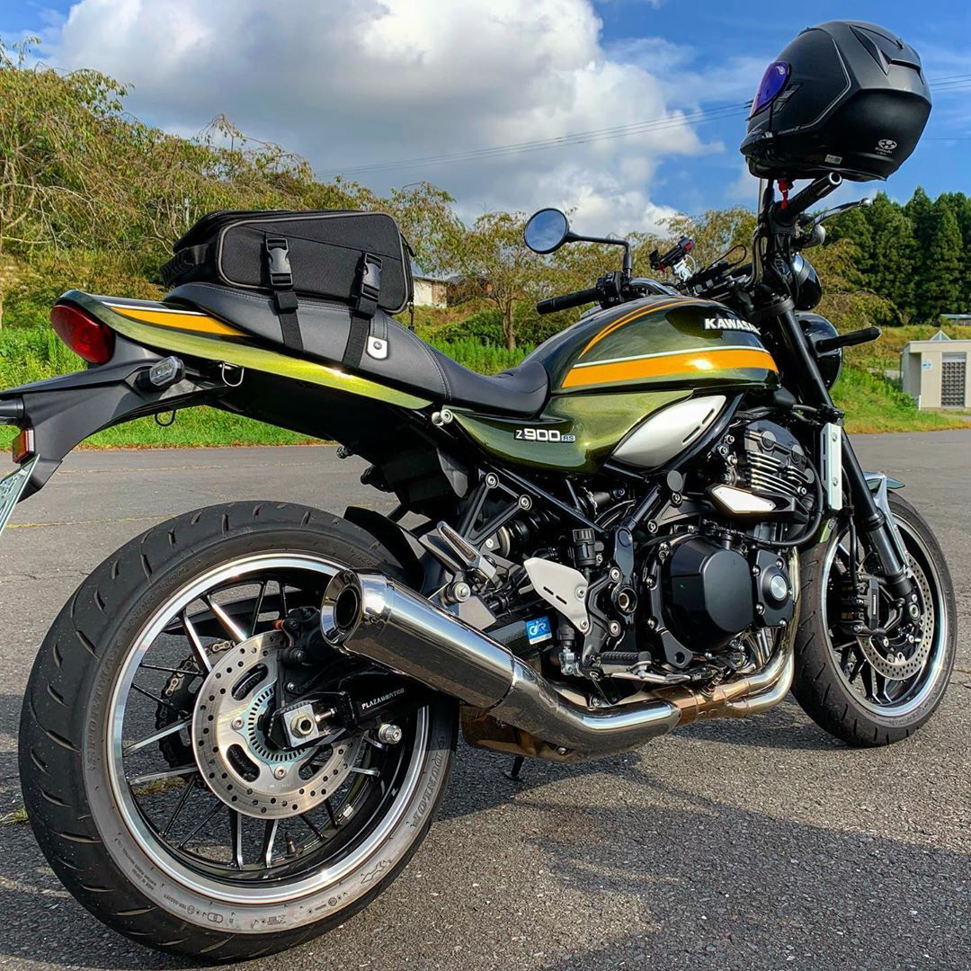 Kawasaki Z900rs Will Come In Two Versions: バイク かっこいい, バイク, まったり