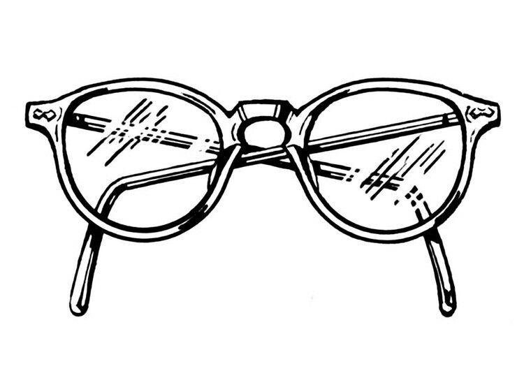 Dibujo De Lentes Lentes Dibujo Gafas Dibujo Dibujos Hechos A Lapiz