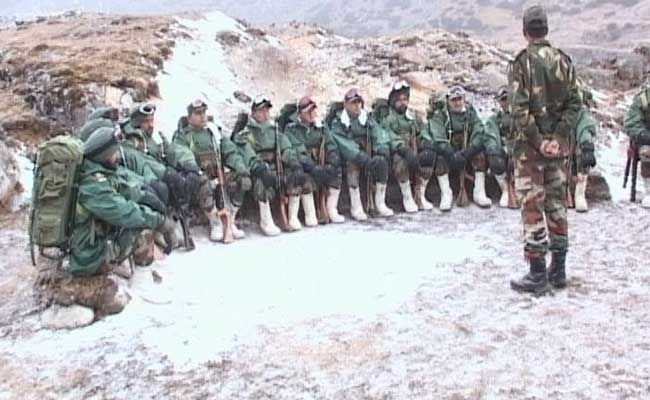 Along India China Border Dominance Is Best Claim On Territory