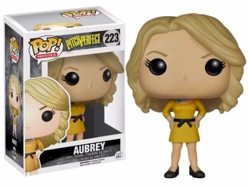 Funko POP! Movies Pitch Perfect Aubrey Vinyl Action Figure 223