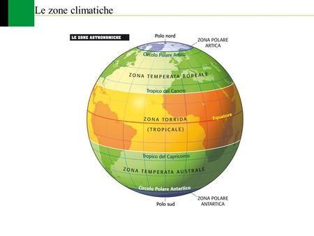 Cartina Dellitalia Con Zone Climatiche.Pin Su Geografia Terza