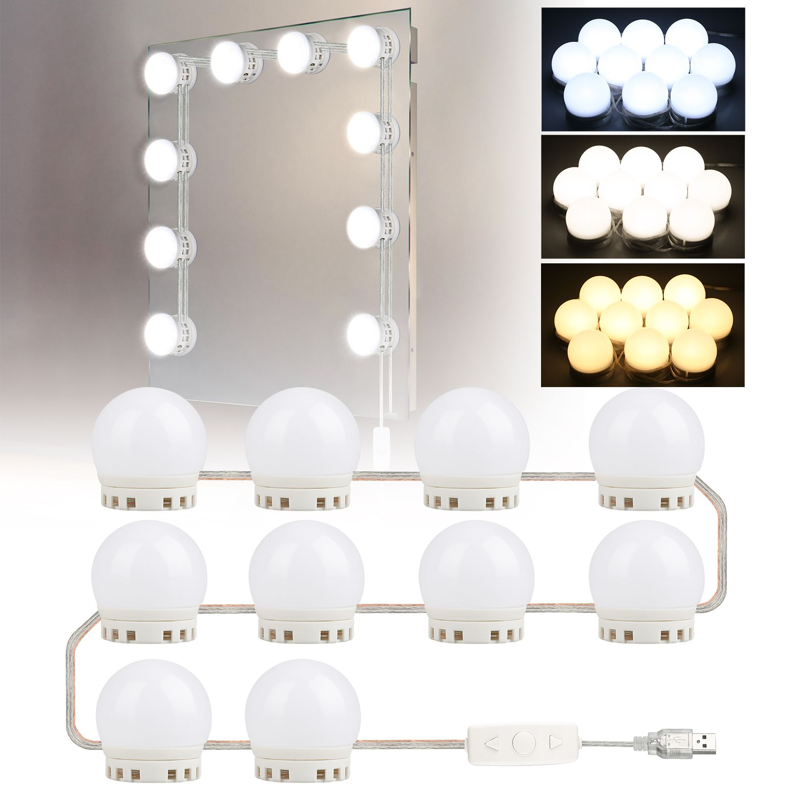 Beauty In 2020 With Images Mirror With Lights Bulb Mirror