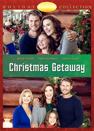 Christmas Getaway (2017) DVD Hallmark channel christmas