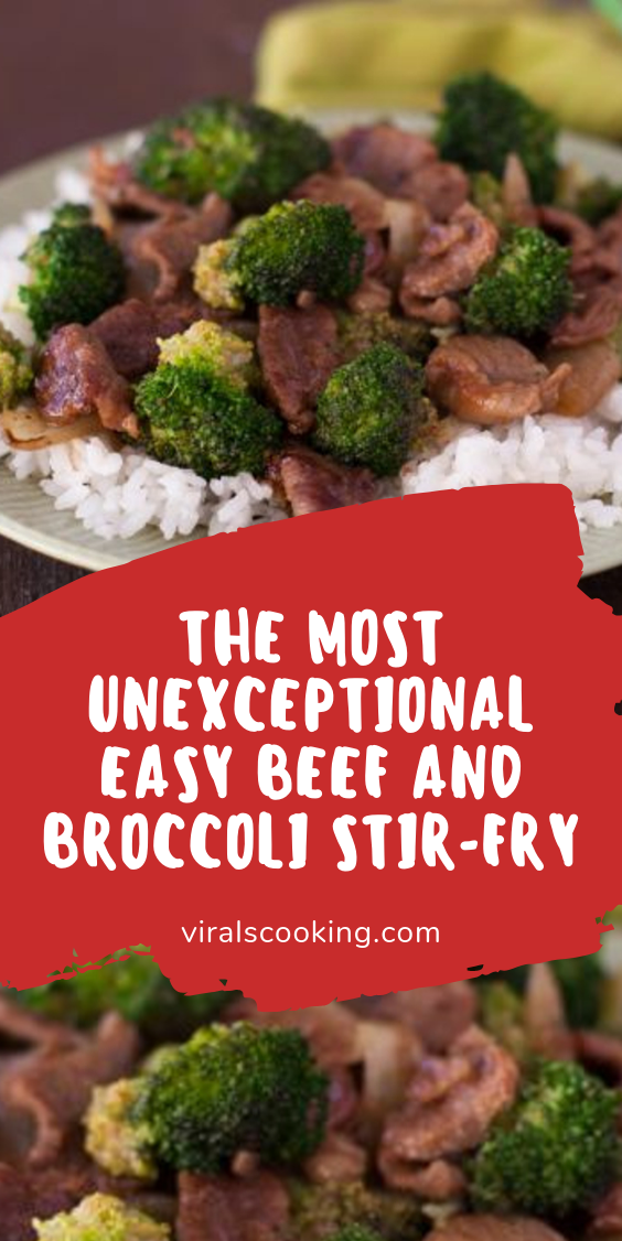 THE MOST UNEXCEPTIONAL EASY BEEF AND BROCCOLI STIR-FRY #stirfryshrimp THE MOST UNEXCEPTIONAL EASY BEEF AND BROCCOLI STIR-FRY #BEEF #BROCCOLI #STIR-FRY #beefandbroccoli