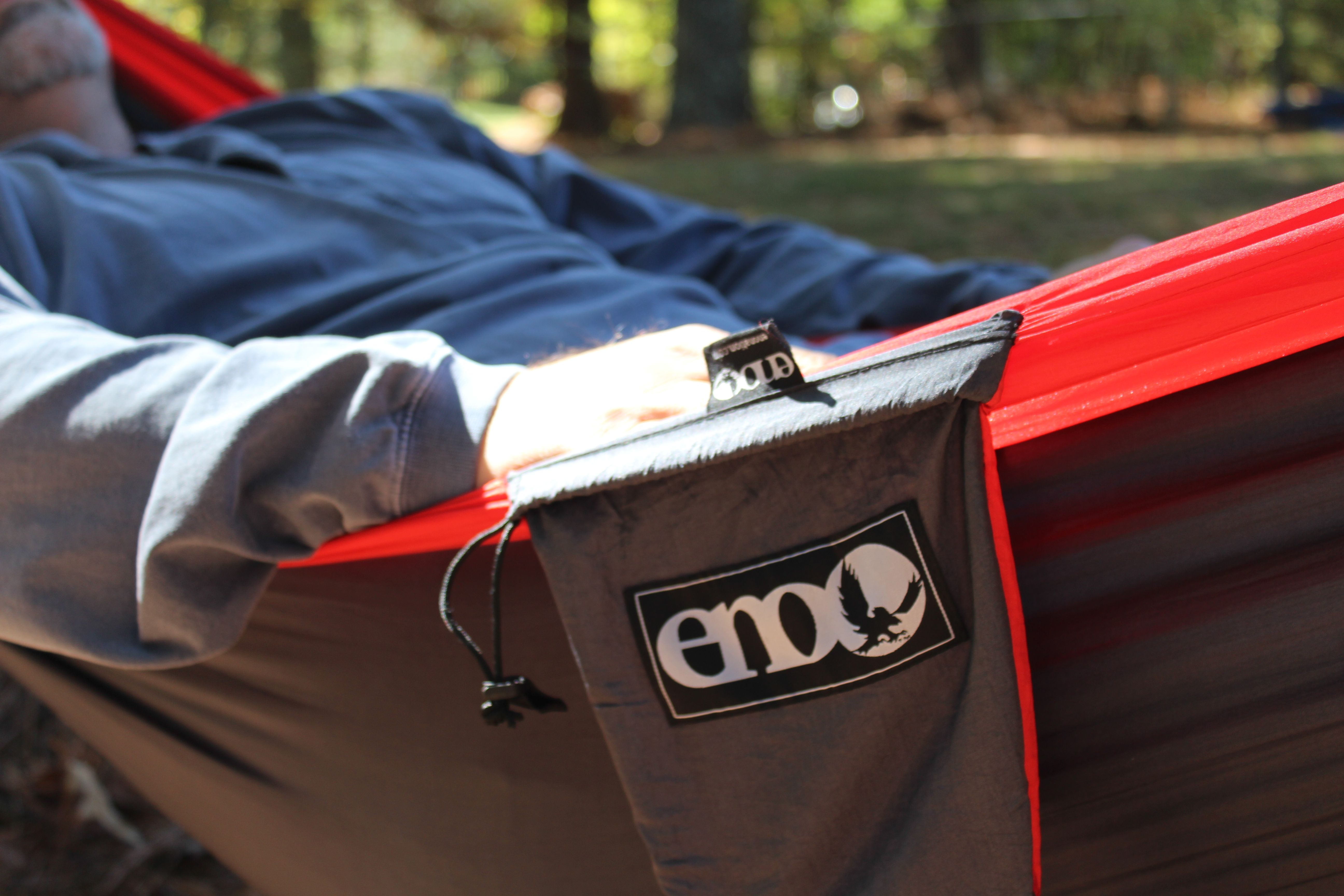 outdoors singlenest blue hammock camping tnh products