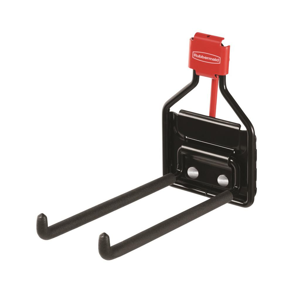 Rubbermaid Multi Purpose Storage Shed Hook 2024657 The Home Depot In 2020 Rubbermaid Shed Accessories Rubbermaid Shed Resin Storage