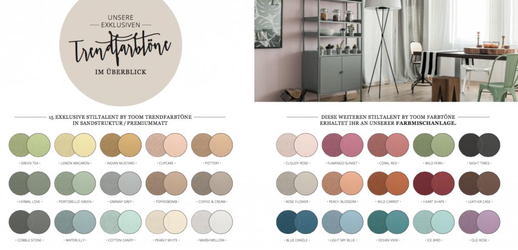 Wande Farbig Gestalten Die Schonsten Ideen Von Toom Baumarkt Design Dots Wandgestaltung Wandfarbe Gestalten