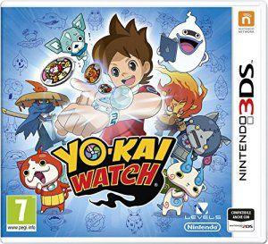 Yo-Kai Watch  Nintendo [Importación Italiana]
