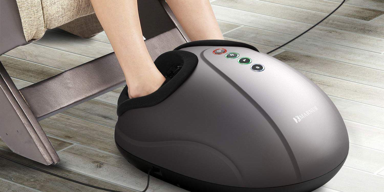 أفضل جهاز مساج للجسم من القدم حتى الوجه In 2020 Foot Massage Foot Reflexology Massage Calf Massage