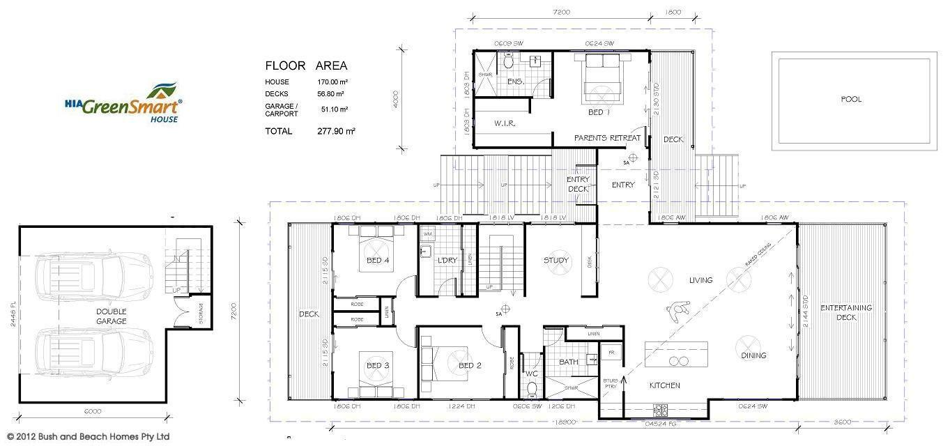 Callistamon 278 Bush and Beach House & Home Designs | New house ...