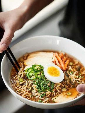 Slow Cooker Ramen Noodles Recipe - w/ Chicken Chic