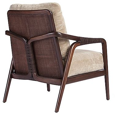 McGuire Furniture: Knot Lounge Chair: A-102 | INTERCON, HUANGSHAN ...