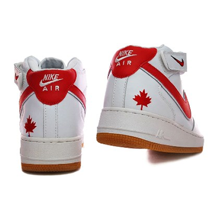 free shipping fbc53 dcce7 nike air force 1 mid, canada edition