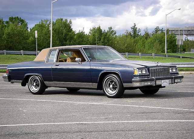 1980 Buick Electra Park Avenue Diesel By That Hartford Guy Via