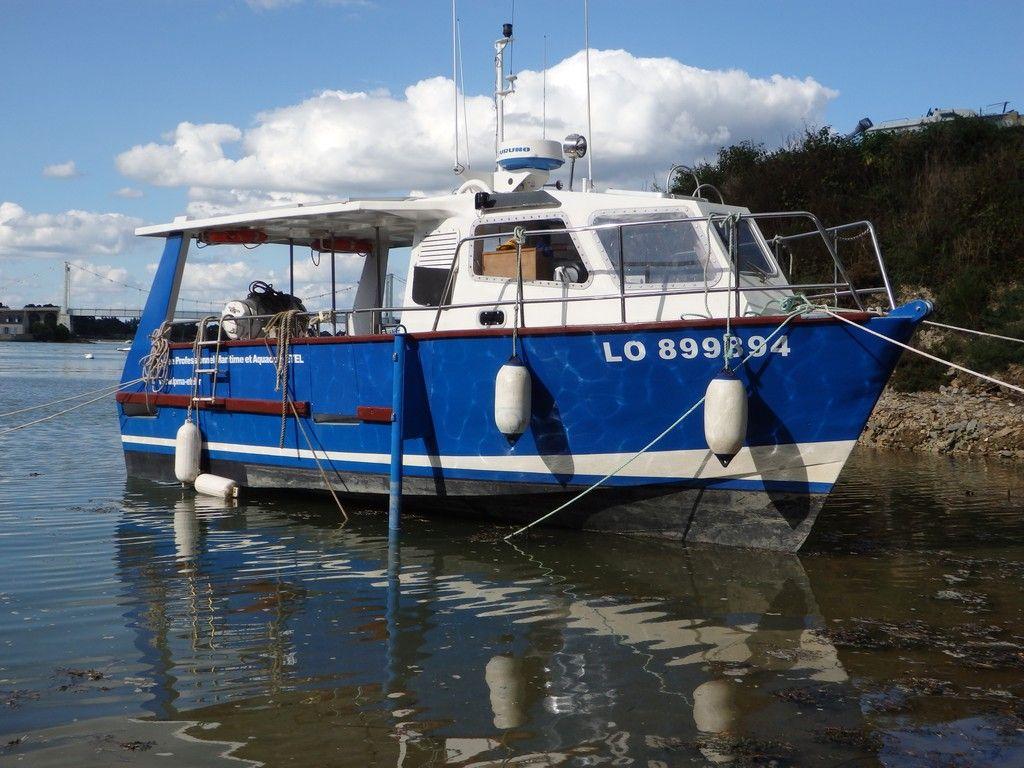 Peinture coque bateau de peche chantier naval pinterest coque bateau p ch et bateaux - Peinture coque bateau ...