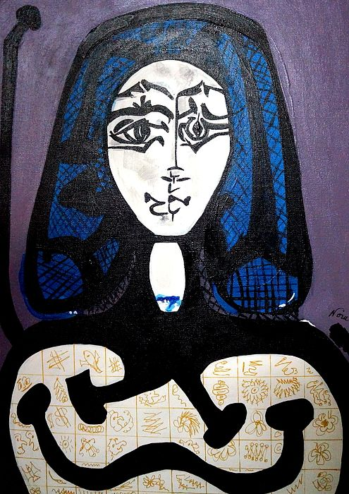 Hair Net Picasso by Nora Shepley | Art, Picasso paintings ...