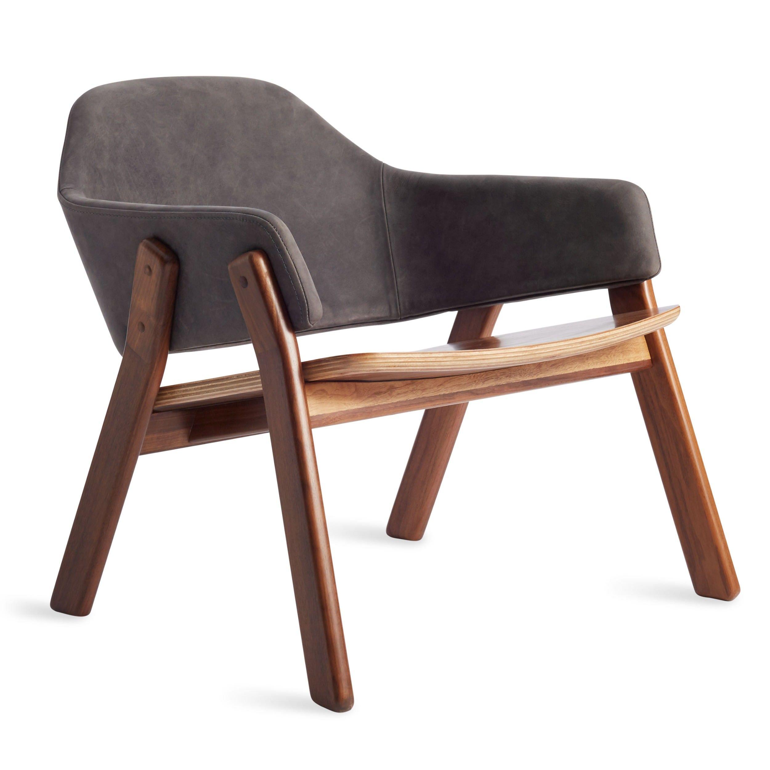 Clutch Leather Lounge Chair Sillas De Comedor Retro Diseno De Muebles Sillas De Sala De Estar