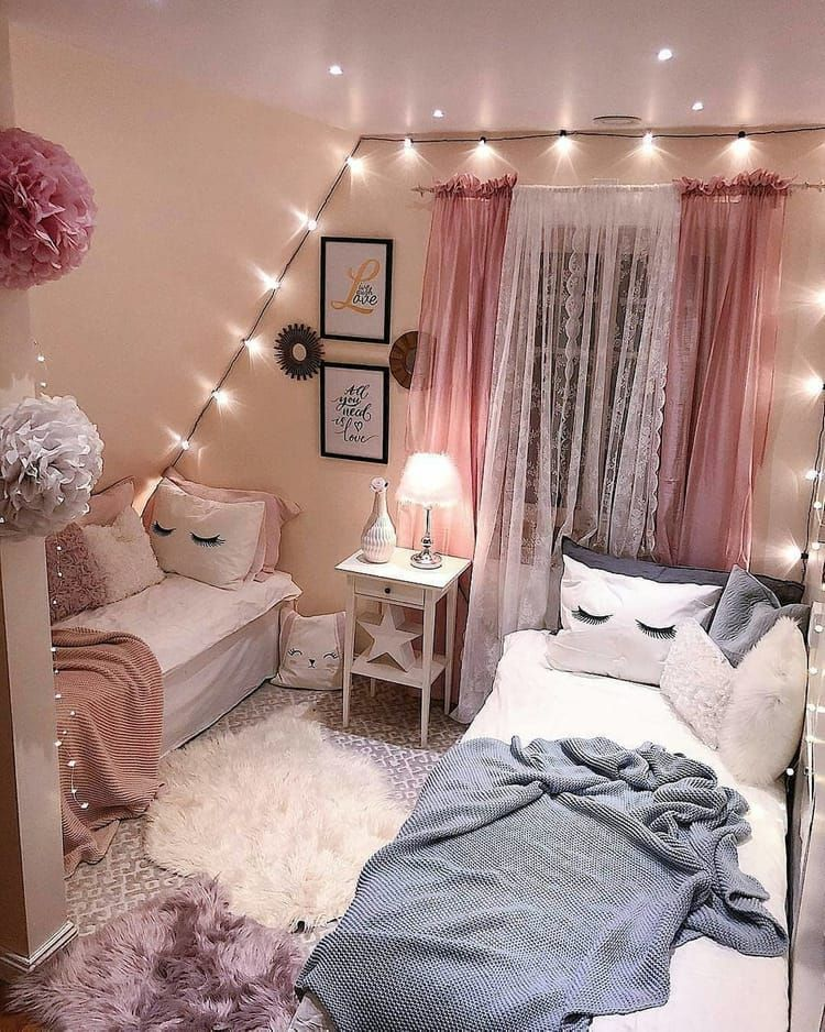 Decoracao Tumblr Para Quarto De Meninas Decoracao Tumblr Decor Meninas Stylish Bedroom Cozy Room Bedroom Decor