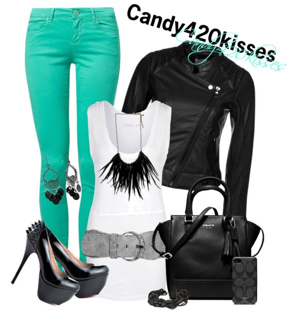 """Untitled #676"" by candy420kisses on Polyvore"