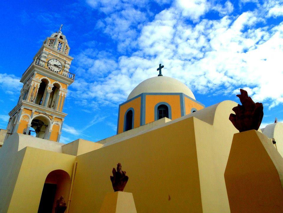 #MYKONOS #GRECIA #GREECE #church