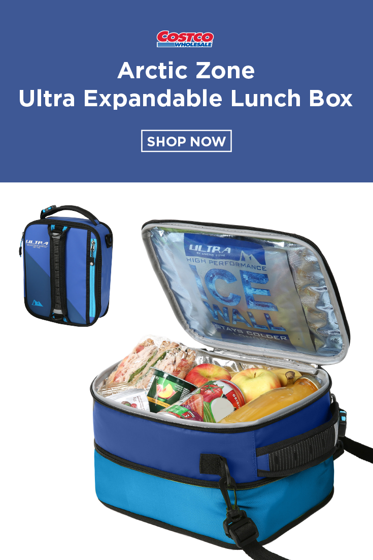 Arctic Zone Ultra Expandable Lunch Box 2 Pack In 2019
