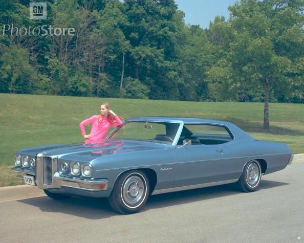 1970 Pontiac Catalina Pontiac Catalina Pontiac Coupe