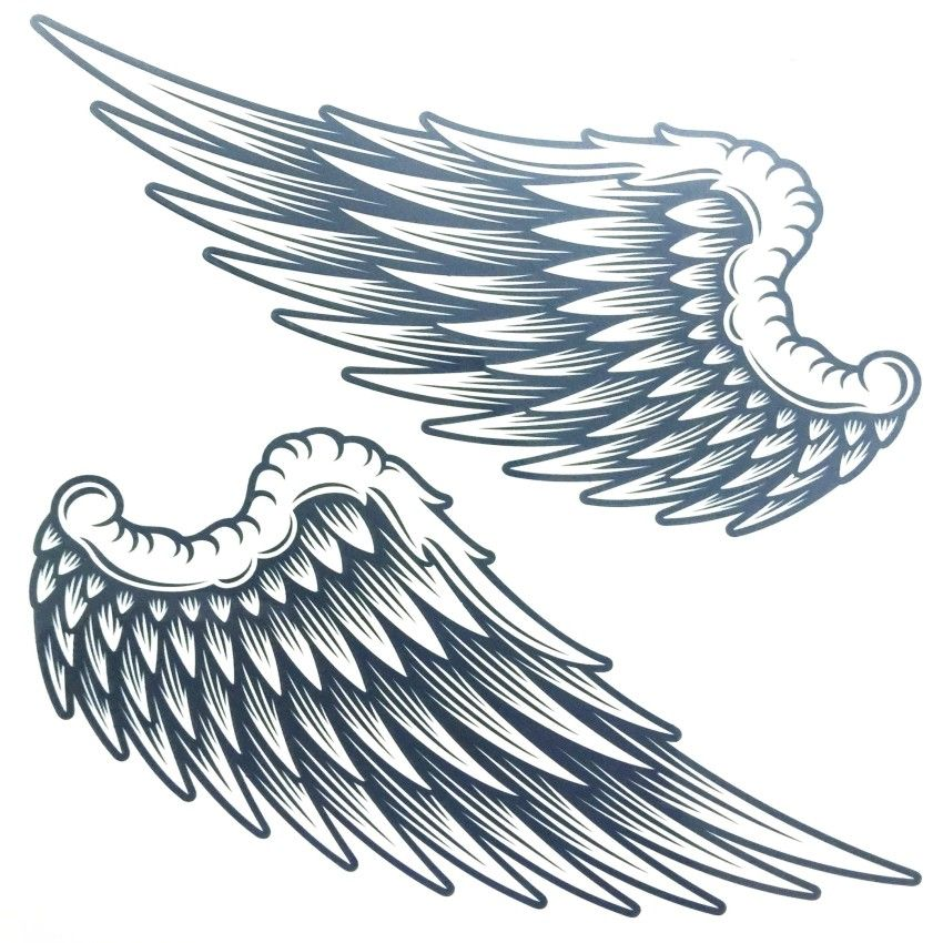 online buy wholesale wing tattoo from china wing tattoo wholesalers tattoo flash. Black Bedroom Furniture Sets. Home Design Ideas