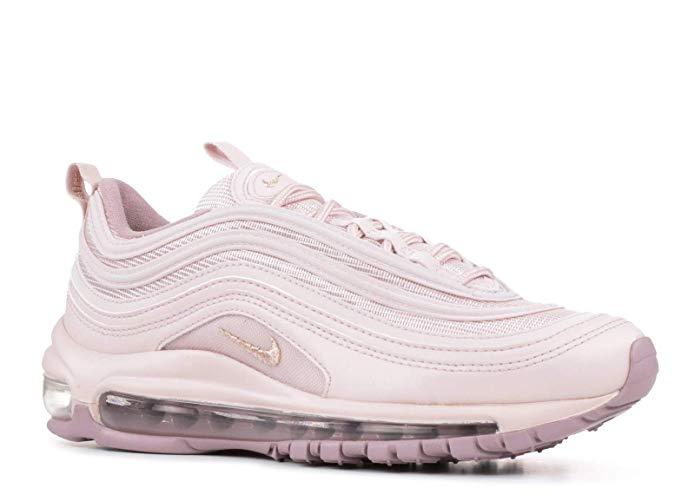Amazon.com: Nike Air Max 97 - Zapatillas de piel para mujer ...
