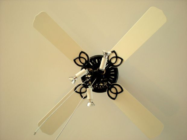 Upgrade Your Old Ceiling Fan Ceiling Fan Diy Ceiling Fan Ceiling