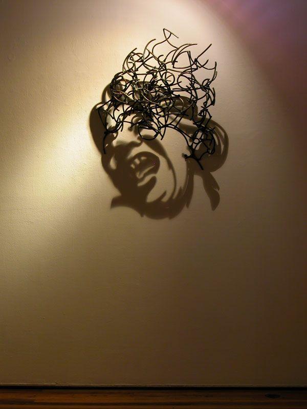 Shadow Art Part - 49: Pinterest