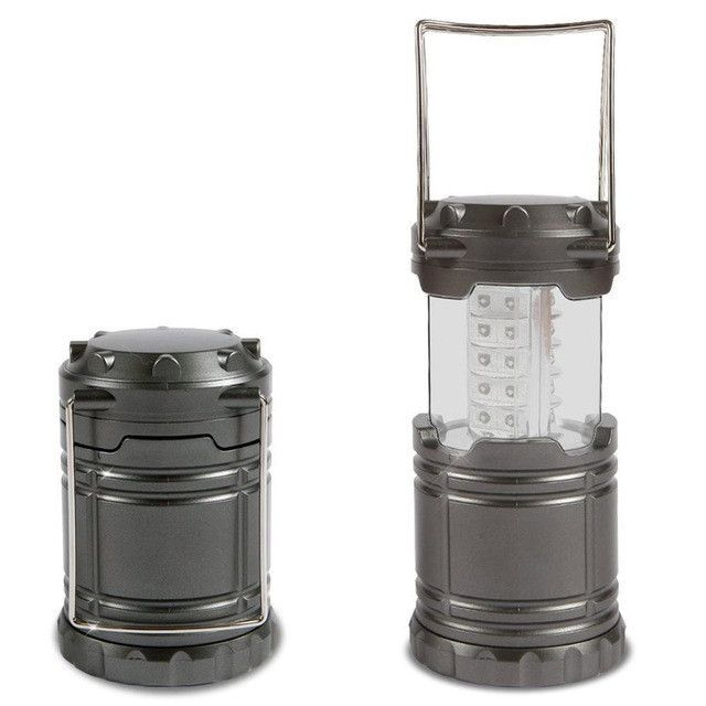 Super Bright Lightweight 30 LED Camping Lantern Outdoor Portable Water Resistant