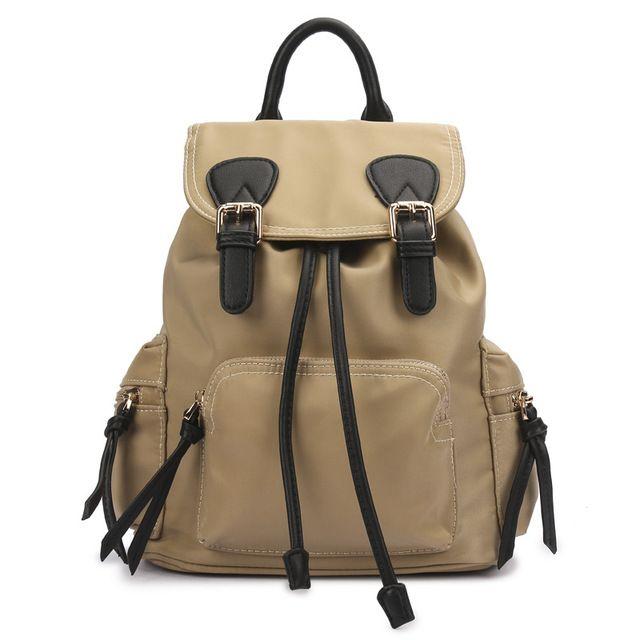 Good price Hot Sale Women Backpacks Waterproof Nylon Student School Bags  Girl Backpacks Female Casual Travel Bag Ladies mochila feminina just only   32.30 ... 274cd88227